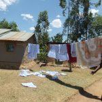 The Water Project: Munungo Community -  Clothlines Munungo Community