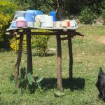 The Water Project: Vilongo Community -  Vilongo Community Dishracks