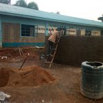 The Water Project: St. Mary's Girl's High School -  Constructing The Tank