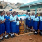 The Water Project: St. Mary's Girl's High School -  New Tank