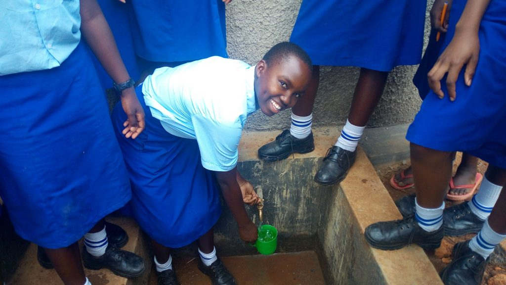 The Water Project : kenya18289-safe-water