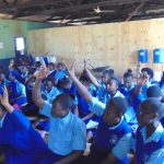 The Water Project: St. Mary's Girl's High School -  Students Participate In Training
