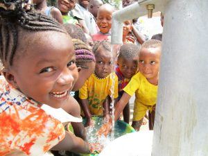 The Water Project:  Excited About Clean Water