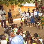 The Water Project: Kigbal Community -  Training Demonstration