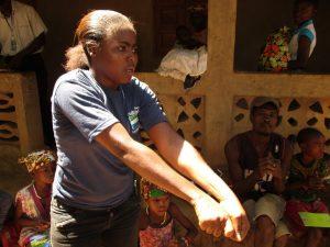The Water Project:  Hygiene Training Facilitator