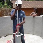 The Water Project: Kigbal Community -  Pump Installation