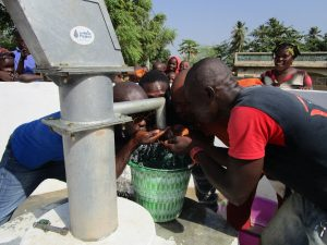 The Water Project:  Drinking The Safe Water