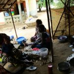 The Water Project: Kasongha Community, Kombrai Road -  Inside Kitchen