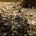 The Water Project: Kasongha Community, Kombrai Road -  Rubbish Pit