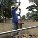 The Water Project: Kasongha Community, 3A Nahim Drive -  Pump Installation