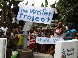 The Water Project:  Thanks