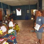 The Water Project: Yongoroo Community, New Life Clinic -  Training