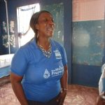 The Water Project: Yongoroo Community, New Life Clinic -  Hygine Training Facilitator