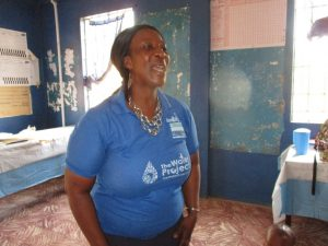 The Water Project:  Hygine Training Facilitator