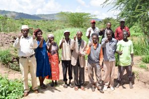 The Water Project:  Mbuuni Self Help Group