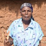 The Water Project: Maluvyu Community B -  Maluvyu Shg Member Kathikwa Mutunga