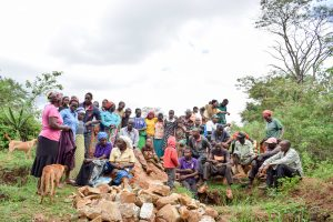 The Water Project:  Kikaka Vision Shg
