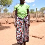 The Water Project: Katuluni Community B -  Ndineesi Uu Shg Member Mary Mutemi