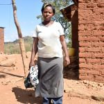 The Water Project: Ilandi Community -  Katalwa Twooka Oyu Shg Member Alice Muthangya