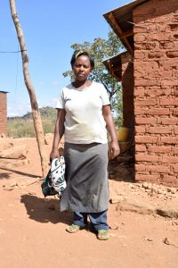 The Water Project:  Katalwa Twooka Oyu Shg Member Alice Muthangya