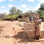 The Water Project: Ilandi Community A -  Nzalae Community Well