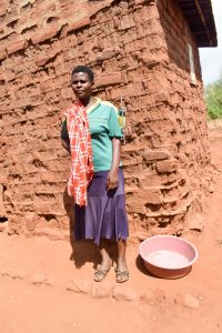 The Water Project:  Syakama Shg Member Catherine Kyalo