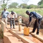 The Water Project: Syatu Community A -  A Well In Syakama