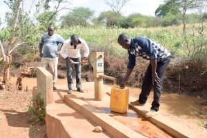 The Water Project:  A Well In Syakama