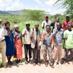 The Water Project: Mbuuni Community C -  Mbuuni Self Help Group Members