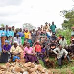 The Water Project: Kitandini Community A -  Kikaka Vision Shg