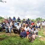 The Water Project: Kivandini Community A -  Ndue Nguu Shg