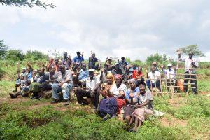 The Water Project:  Ndue Nguu Shg