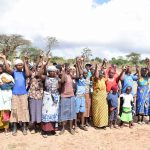 The Water Project: Katung'uli Community C -  Kianguni Shg Members
