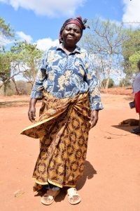 The Water Project:  Katalwa Twooka Oyu Shg Member Veronica Mwende