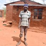 The Water Project: Syatu Community A -  Syakama Shg Member Musau Nyungu