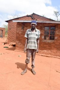 The Water Project:  Syakama Shg Member Musau Nyungu