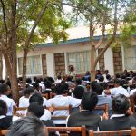 The Water Project: Kaani Lions Secondary School -  Training