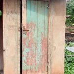 The Water Project: Maluvyu Community B -  Latrine