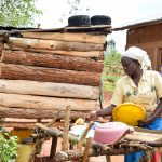 The Water Project: Kitandini Community -  Dish Rack