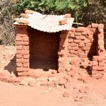 The Water Project: Ilandi Community -  Latrine