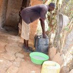 The Water Project: Kivani Community C -  Bathing Area