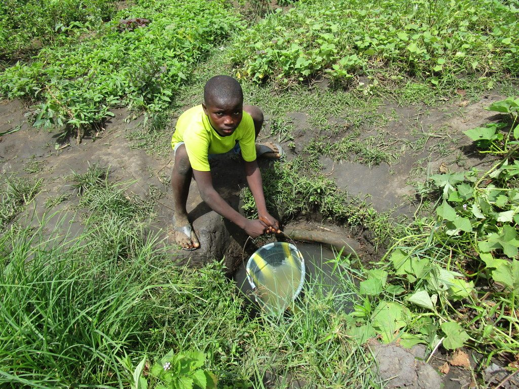 The Water Project : 10-sierraleone18254-the-swamp