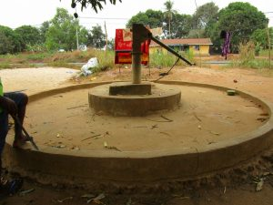 The Water Project:  Well At The Mosque