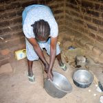 The Water Project: Kivani Community B -  In The Kitchen