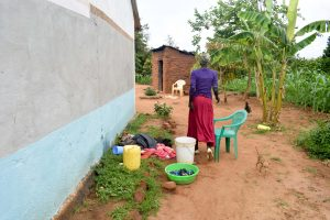 The Water Project:  Mbithi Water Containers