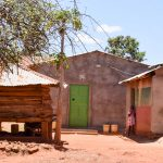 The Water Project: Utuneni Community A -  Household