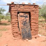The Water Project: Syatu Community A -  Latrine