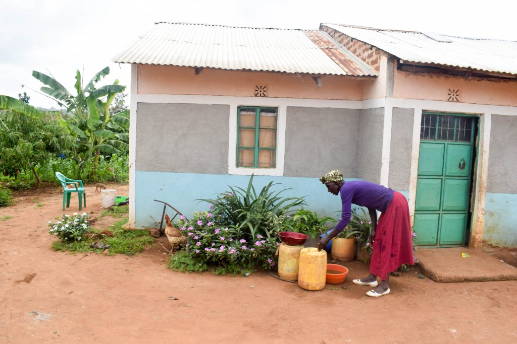 The Water Project : 12-kenya18173-water-containers