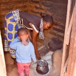 The Water Project: Uthunga Community -  Jackline In Kitchen