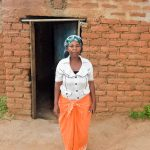 The Water Project: Kivandini Community A -  Juliana Nzioka